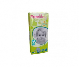 Freelife Cash 6 Pañal Bebé Extra Large +18Kg 44Unidades - Farmacia Ribera