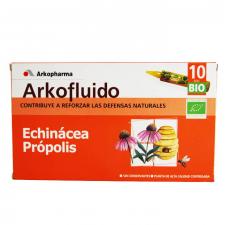 Arkofluido Echinacea Propolis 10 Amp