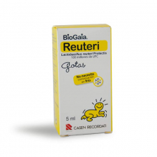 Reuteri Gotas 5 Ml - Varios