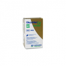 Tiras Reactivas Glucemia Glucomen Lx Sensor 50 U - Menarini