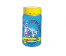 Chewy Vites Plus Multivitaminas 60 Ositos - Farmacia Ribera
