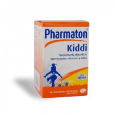 Pharmaton Kiddi 30 Comp Masticables - Varios