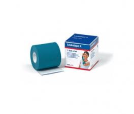 Leucotape K 5Mx5Cm Azul Claro - Farmacia Ribera