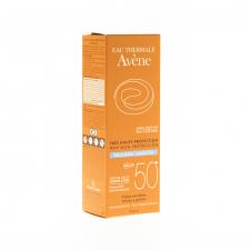 Avene Emulsion Spf 50+ Muy Alta Protección Sin Perfume