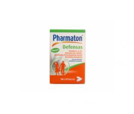 Pharmaton Defensas 14 Cápsulas - Farmacia Ribera