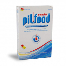 Pil Food Complex 60 Caps - Varios