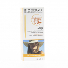 Photoderm Sensitive Spf 50+ /Uva 50 Bioderma 100