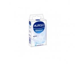 Urgo Waterproof Cloruro De Benzalconio Aposito Surtido 10 Tiras - Farmacia Ribera