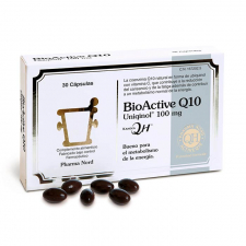 ActiveComplex Bioactive Q10 Uniquinol 100 Mg 30 Capsulas Pharma Nord