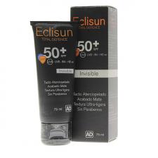 Eclisun Invisible Spf50 (Sunscreen Velvet Facial) 75Ml