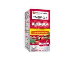 Forte Pharma Energy Acerola 60 Comprimidos Masticables - Farmacia Ribera
