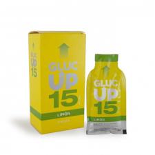 Gluc Up 15 Faes Farma Sabor Limón 5 Stick