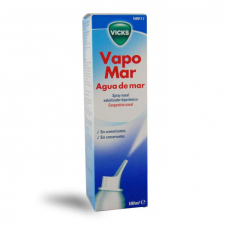 Vapomar Hipertonico Spray Nasal Agua De Mar Nebu - Procter & Gamble