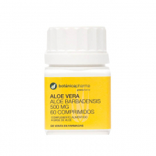Aloe Vera 500 Mg 60 Comp - Varios