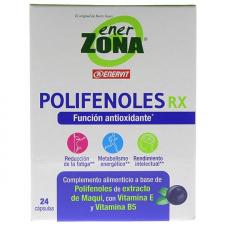 Enerzona Maqui RX Polifenoles 24 Cápsulas