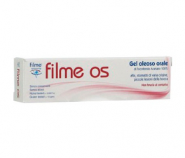 Filme Os Gel Oleoso Oral 8 Ml C/ Aplicador - Farmacia Ribera