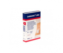 Leukomed Talla Apósito 5X7,2Cm 5Unidades - Farmacia Ribera