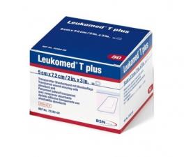Leukomed Talla Plus 5 Apositos 5X7,2 Cm - Farmacia Ribera