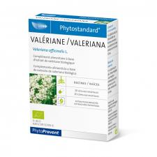 Valeriana 20 Cápsulas - Pileje