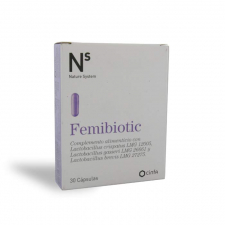 Ns Femibiotic 30 Caps