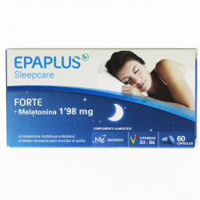 Epa Plus Forte Melat 1.98Mg