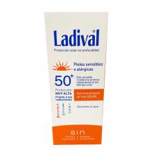 Ladival Pieles Sensibles O Alérgicas Fps 50+ Facial Color 50 Ml