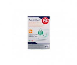 Pic Aquabloc Post Op Con Bactericida Aposito Esteril 5 X 7 Cm 5 - Farmacia Ribera