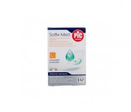 Pic Soffix Med Con Bactericida Post Op Aposito Adh 5 X 7 5 Unidades - Farmacia Ribera