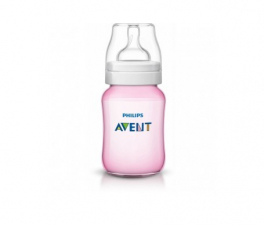 Avent Biberón Personalizado Color Rosa 260 Ml - Farmacia Ribera