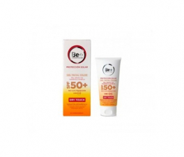 Be+ Gel Facial Piel Grasa Spf50+ Color 50 Ml - Farmacia Ribera