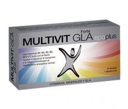 Epaplus Multivit Gla Forte 30 Cápsulas - Farmacia Ribera