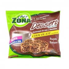 Enerzona Dessert 40-30-30 Choco Leche 1 Bloque