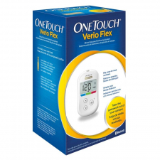 Kit One Touch Glucometro Verio Flex