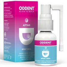 Oddent Spray Oral Aftas 20 Ml