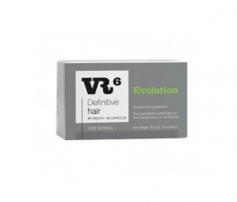 Vr6 Definitive Hair Evolution 60Caps - Farmacia Ribera