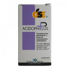 Gse Acidophiplus Caps Vegetales 30 Caps