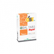 Gse Oral Tabs Rapid Junior 12 Comprimidos