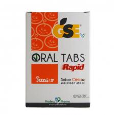 Gse Oral Tabs Rapid 12 Comprimidos - Varios