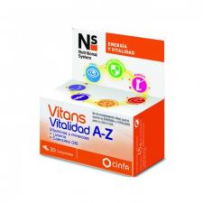 NS Vitans Vitalidad AZ 30 Comp