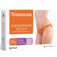 Thiomucase Quemagrasa 60 Tabletas - Almirall