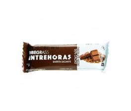 Obegrass Entrehoras Barrita Chocolate Negro 1U - Farmacia Ribera
