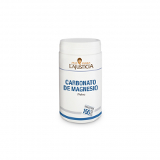 Carbonato De Magnesio Polvo 130Gr. La Justicia - Farmacia Ribera