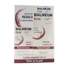 Pack Balneum Plus Locion 500 Ml+Gel Ducha Regalo
