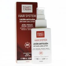 Martiderm Loción Anticaída Hair System 100ml