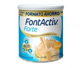 Ordesa Fontactiv Forte Sabor Vainilla 800G - Farmacia Ribera
