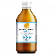 Puro Omega Beps Natural Omega 3 Niños Jarabe 200 Ml.