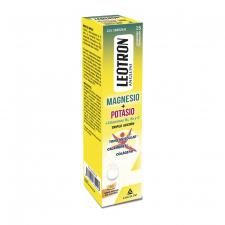Leotron Magnesio + Potasio 15 Comprimidos