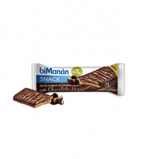 Barrita Crujiente de Cereales con Chocolate Negro