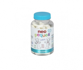 Neo Pequeñoues Kalcium+ 30 Caramelos - Farmacia Ribera