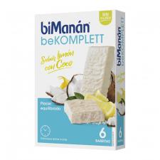 Bimanan Barrita Chocolate Blanco Limón Coco Caja 6 Und - Farmacia Ribera